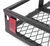 maxxtow hitch cargo carrier with ramp folding