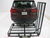 2016 honda pilot hitch cargo carrier maxxtow folding fits 2 inch in use