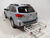 2014 subaru outback wagon hitch cargo carrier maxxtow flat fits 2 inch mt70108
