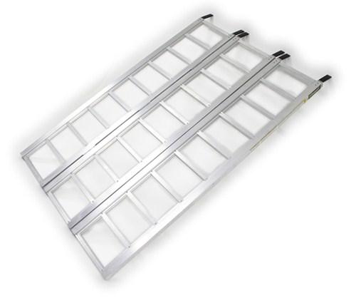 MaxxTow Tri-Fold Loading Ramp - Aluminum - 69
