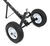 maxxtow trailer dolly 1-7/8 inch ball mt70225