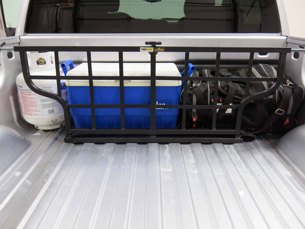 """Adjustable Beds Reviews >> MaxxTow Cargo Gate for Full Size Truck Beds - 57"""" to 66-1/2"""" Wide MaxxTow Truck Bed Accessories ..."""
