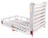 "27x47 MaxxTow Cargo Carrier w/ 60"" Pivoting Ramp - 2"" Hitches - Aluminum - 500 lbs."