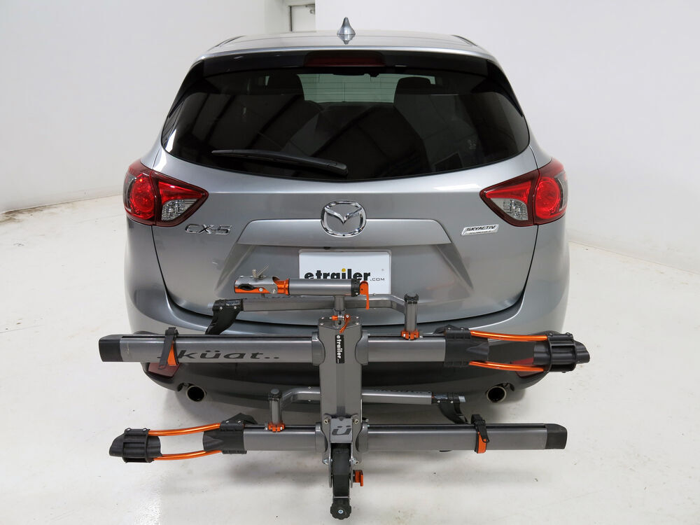 Mazda Cx 5 Kuat Nv 2 Bike Platform Rack 2 Quot Hitches