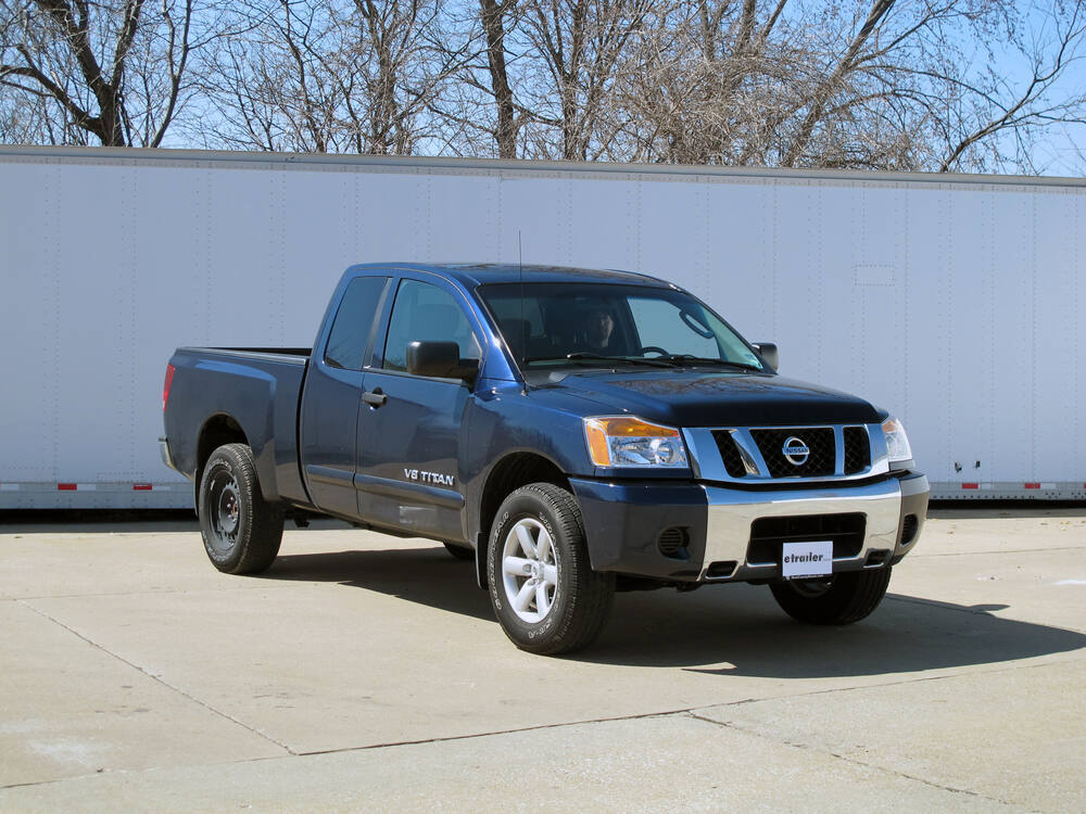2004 nissan titan custom fit vehicle wiring hopkins. Black Bedroom Furniture Sets. Home Design Ideas