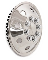 "Replacement Namsco Wheel Cover - 16"" and 16-1/2"", 8-Lug Wheels - 8 HH - Qty 1"