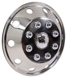 "Replacement Namsco Wheel Cover - 19-1/2"", 8-Lug Wheels - 8 HH - Front - Qty 1"