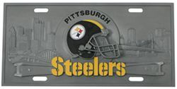 Pittsburgh Steelers NFL Sport Plate - 3D License Plate