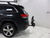 2014 jeep grand cherokee hitch bike racks kuat 2 bikes fits inch in use