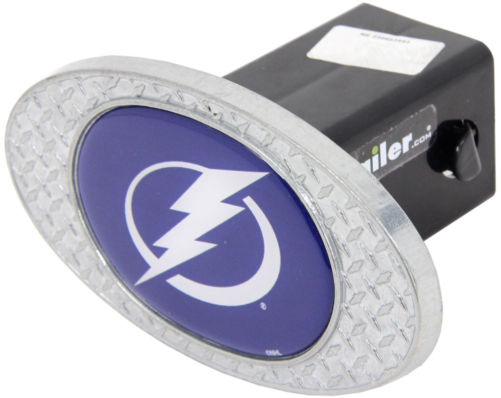 Tampa Bay Lightning 2 Quot Nhl Trailer Hitch Receiver Cover