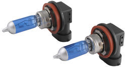 Putco PURE High-Performance H11 Halogen Bulbs - Ion Spark White