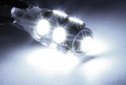 Putco 2000 Audi A6 Vehicle Lights
