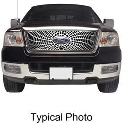 2005 ford f 150 custom grilles