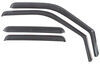 Ford F-250 and F-350 Super Duty Air Deflectors