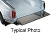 Putco Full-Coverage Tailgate Protector - Stainless Steel
