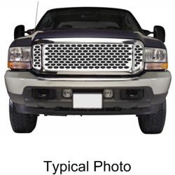 Putco 2002 Ford F-250 and F-350 Super Duty Custom Grilles