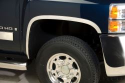 Putco 2013 Chevrolet Silverado Vehicle Trim