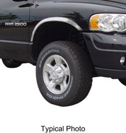 Putco 2001 Dodge Ram Pickup Vehicle Trim