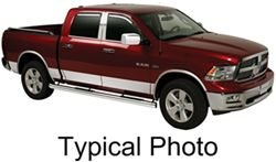 Putco 2013 Dodge Ram Pickup Vehicle Trim