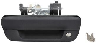 2016 toyota tacoma pop lock custom tailgate lock with handle manual black. Black Bedroom Furniture Sets. Home Design Ideas
