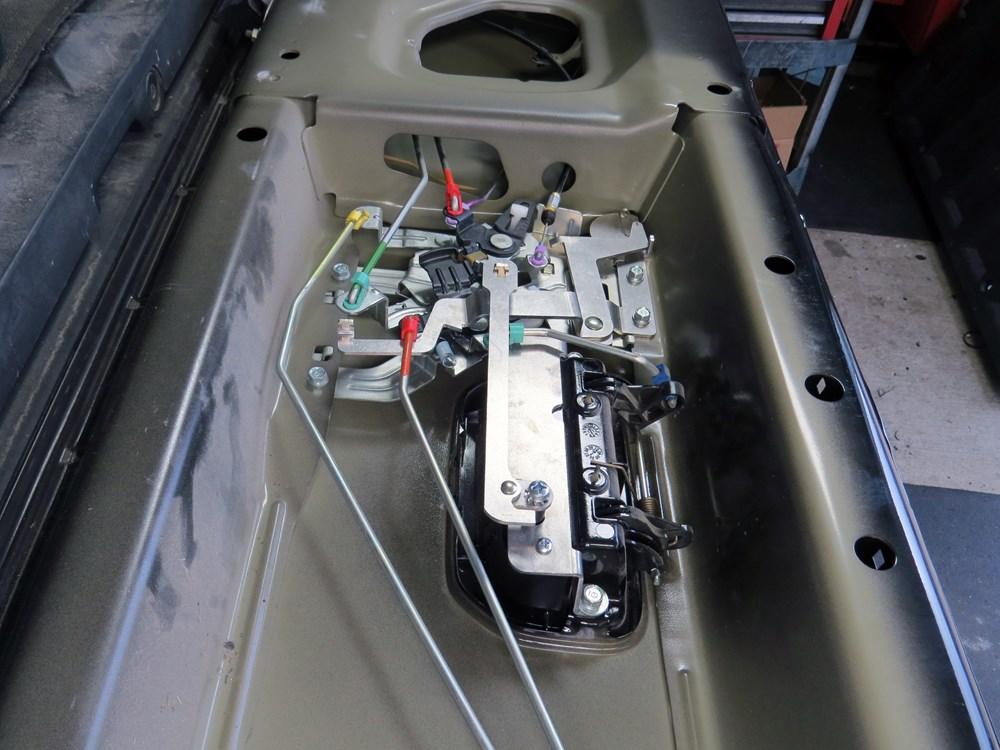 Image Result For Honda Ridgeline Tailgate Lock