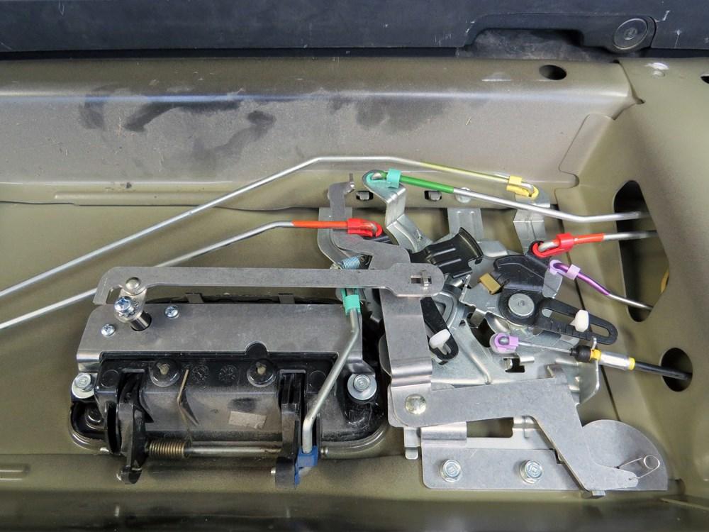 And Lock Manual Tailgate Lock Installation 2012 Honda Ridgeline | 2017 ...