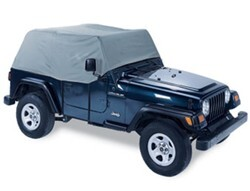Pavement Ends 2002 Jeep TJ Custom Covers