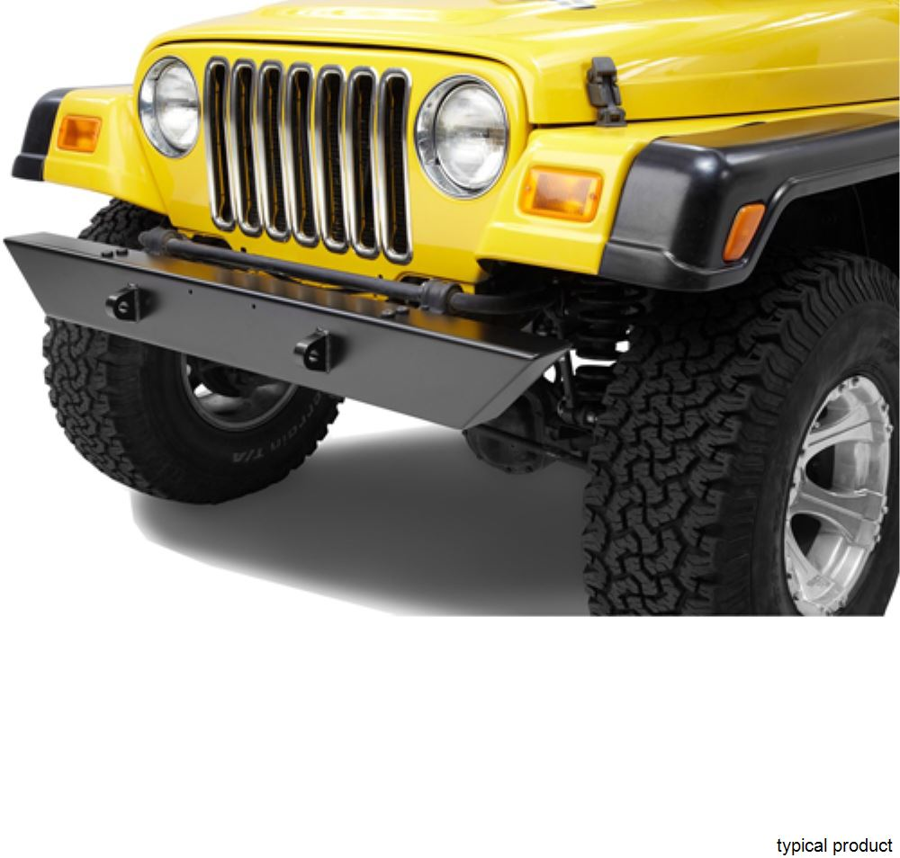 Pavement Ends Front Bumper For Jeep