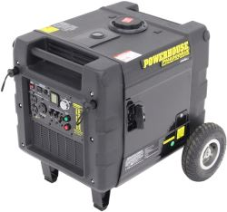 Powerhouse Professional Series PH4000Ri/E 4,000-Watt Inverter Generator - Portable - Gas - 120 Volts