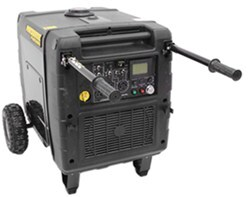 Powerhouse Professional PH6500Ri 6,500-Watt Inverter Generator - Portable - Gas - 120/240 Volts