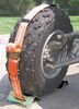"Pack'Em Wheel Tie-Down Kit for Truck Beds and Trailers - 30"" Tires - 800 lbs"