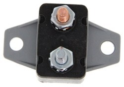 Circuit Breaker - 30 Amp - Perpendicular Mount Bracket - Cycling Auto Reset - Plastic - Type I