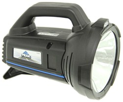"Dual Handle Spotlight w/ LED - 5 Million CP - 5-1/2"" Reflector - Cordless - AC Rechargeable"