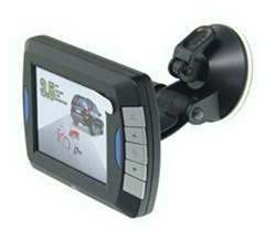 Peak Performance Digital Wireless Backup Camera w/ Color LCD Monitor and Night Vision