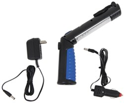 Pivoting LED Work Light - Cordless - AC/DC Rechargeable