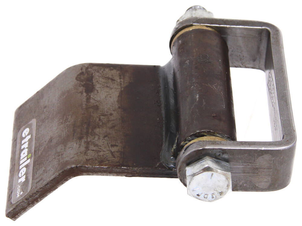 Dump Trailer Parts Hinges Latches : Dump door hinge steel polar hardware enclosed trailer