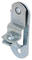 "Replacement Hasp for Polar Cam-Action Latch Kit - 2"" Wide - Zinc-Plated Steel"