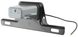 Peterson License Plate Light with Bracket