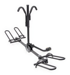 "Prorack 2 Bike Carrier for 1-1/4"" and 2"" Hitches - Platform Style"