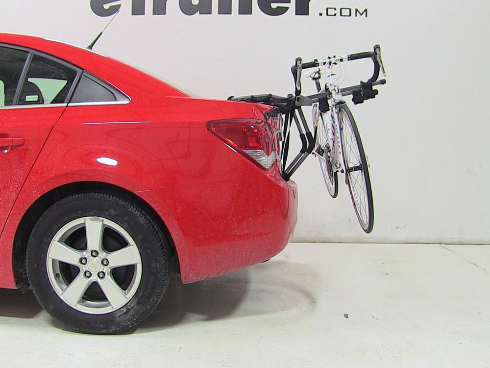 Prorack 2 Bike Carrier Trunk Mount Adjustable Arms