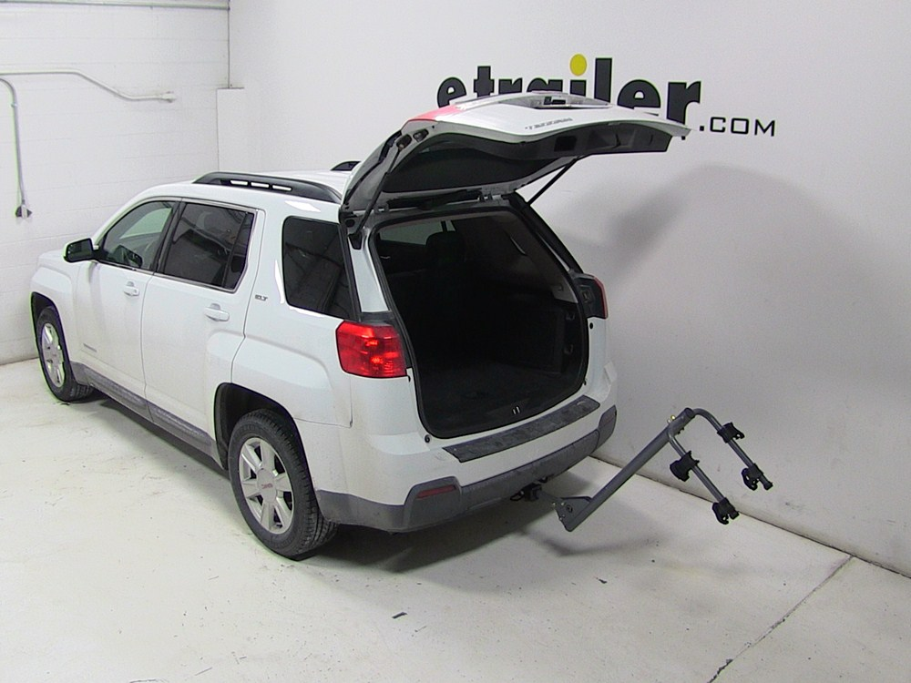 Gmc Terrain Prorack 2 Bike Rack For 1 1 4 Quot And 2 Quot Hitches