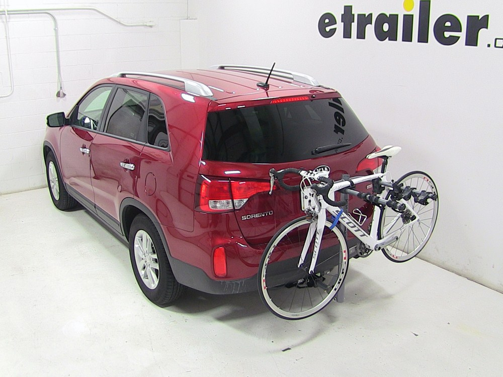 2013 kia sorento prorack 4 bike rack for 1 1 4 and 2. Black Bedroom Furniture Sets. Home Design Ideas