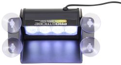 Prostrobe White Windshield Warning Light