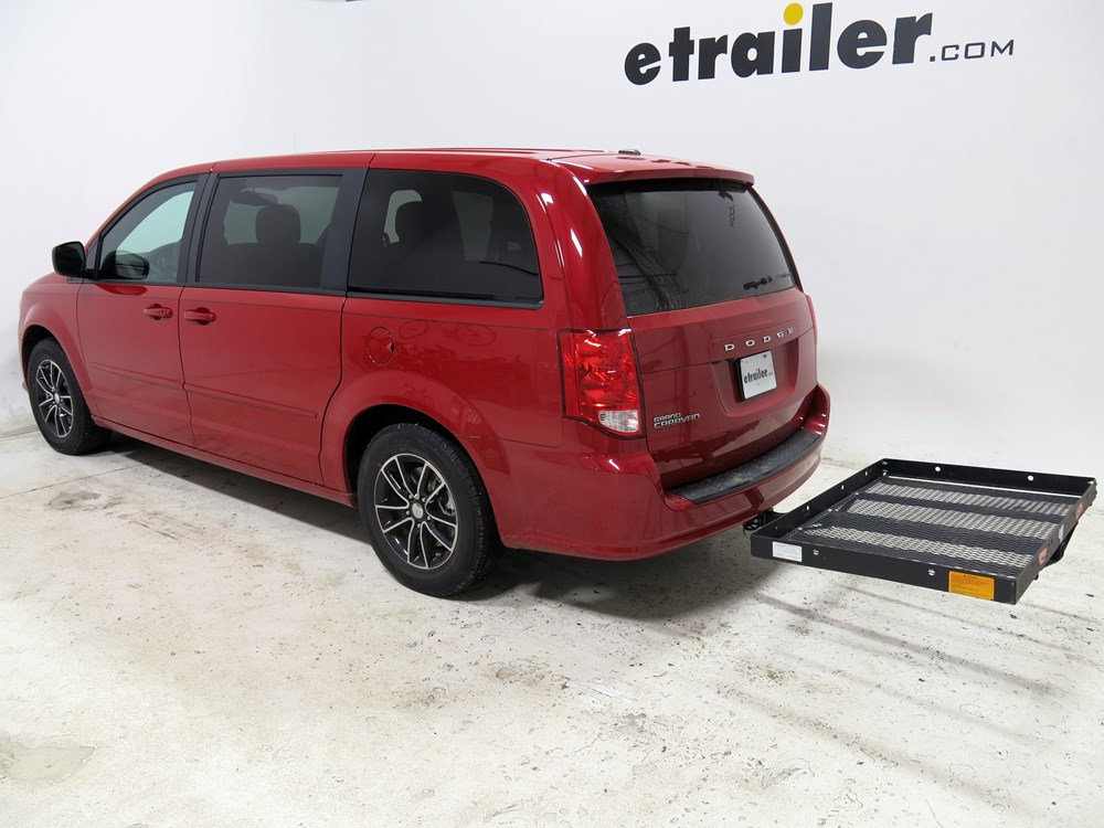 2015 dodge grand caravan 31x47 pro series solo cargo carrier for 2 hitches steel 400 lbs. Black Bedroom Furniture Sets. Home Design Ideas