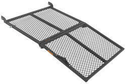 "Folding Steel Ramp for Pro Series Solo Cargo Carrier - 48"" x 31-1/2"" - 400 lbs"