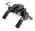 pro series fifth wheel fixed double pivot ps30093