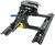 pro series fifth wheel hitch and install rails double pivot ps30129
