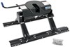 Pro Series 5th Wheel Trailer Hitch w/ Rails and Installation Kit - Dual Jaw - 16,000