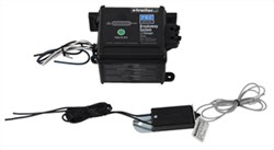 Pro Series Push-To-Test Trailer Breakaway Kit with Built-In Battery Charger - Top Load