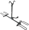 "Pro Series Q-Slot Platform-Style 2 Bike Rack for 1-1/4"" and 2"" Hitches - Tilting"